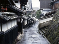 二王座歴史の道・写真