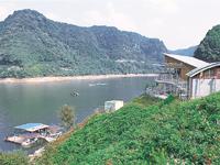 耶馬渓ダム・写真