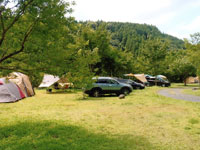 オートキャンプ竜門・写真
