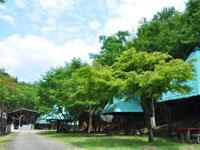 井崎河川公園キャンプ場・写真