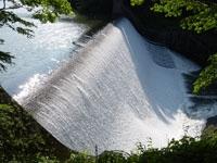 白水ダム・写真