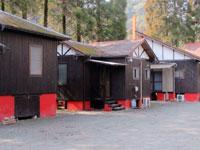 酒谷キャンプ場・写真