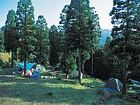 牧水公園キャンプ場・写真