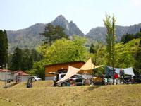 鹿川キャンプ場・写真