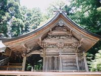 くし触神社・写真