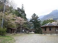 祝子川キャンプ場・写真