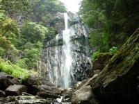矢研の滝・写真