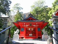 椎葉厳島神社・写真