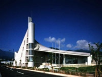 屋久島環境文化村センター・写真