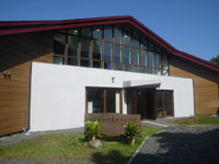 屋久島世界遺産センター・写真