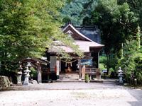 紫尾神社・写真