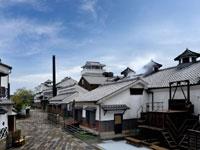薩摩酒造 明治蔵(見学)・写真