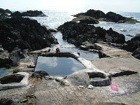 平内海中温泉・写真