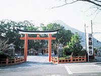 枚聞神社・写真