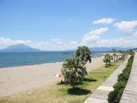 霧島市国分キャンプ海水浴場・写真
