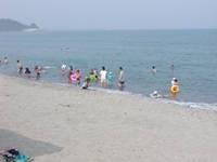 唐浜キャンプ海水浴場・写真