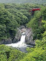 トローキの滝・写真