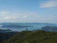 油井岳展望台・写真