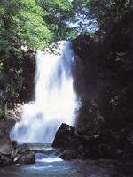 奈曽の白滝・写真