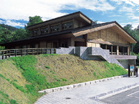 八幡平ビジターセンター・写真