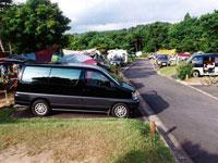 由利高原オートキャンプ場・写真