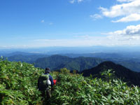 駒ヶ岳・写真