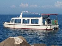 男鹿観光海底透視船・写真