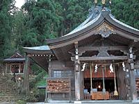 男鹿真山神社・写真