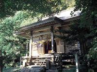 仙人堂(外川神社)