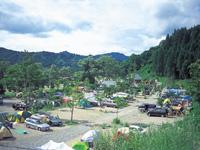 白い森オートキャンプ場・写真