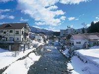 赤倉温泉・写真