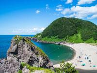 三瀬海水浴場キャンプ場・写真