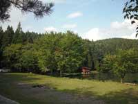 古竜湖キャンプ場・写真