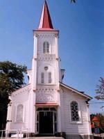 鶴岡カトリック教会天主堂・写真