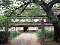 松ヶ岡開墾記念館・写真