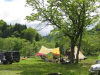 タキタロウ公園オートキャンプ場・写真