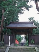春日山林泉寺・写真