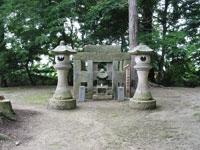 伊達家の墓・写真