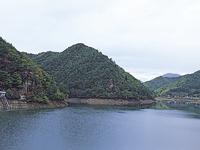 蛭沢湖・写真