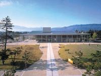 伝国の杜・置賜文化ホール・写真