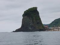 暮坪立岩・写真