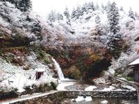 白銀の滝・写真