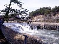 乙字ヶ滝・写真