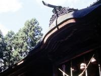 相馬中村神社・写真
