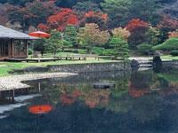 南湖公園 翠楽苑・写真