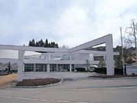 CCGA現代グラフィックアートセンター・写真
