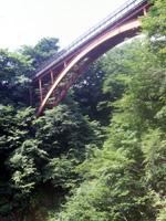 雪割橋・写真