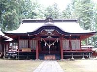 八槻都々古別神社・写真