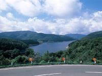 羽鳥湖・写真