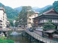東山温泉・写真